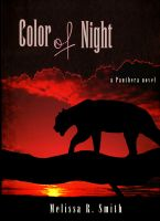 Cover for 'Color of Night (Panthera Series #1)'