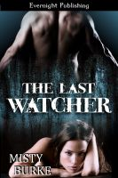Cover for 'The Last Watcher'