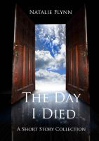 Cover for 'The Day I Died'