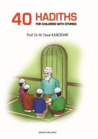Cover for '40 Hadiths for Children with Stories'