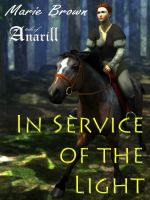 Cover for 'In Service of the Light'