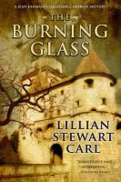 Cover for 'The Burning Glass'