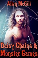 Cover for 'Daisy Chains and Monster Games'