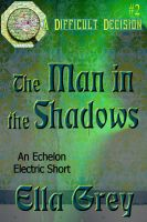 Cover for 'The Man in the Shadows'