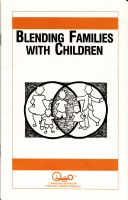 Cover for 'Blending Families With Children'