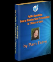 Cover for 'Public Speaking: How to Easily Develop Your Presentation in 2 Hours or Less'