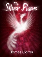 Cover for 'The Silver Flame'