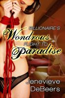 Cover for 'Billionaire's Wondrous Flight to Paradise'