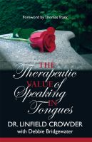Cover for 'The Therapeutic Value of Speaking in Tongues'