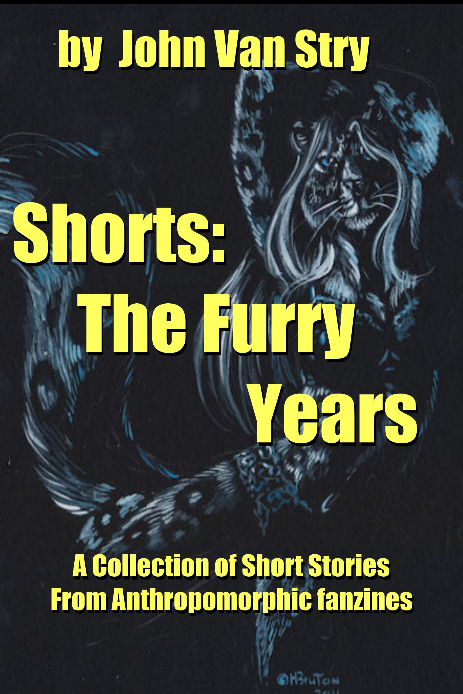 John Van Stry - Shorts: The Furry Years