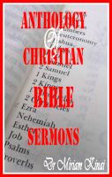 Cover for 'Anthology of Christian Bible Sermons'