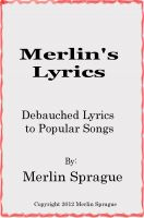 Cover for 'Merlin's Lyrics'