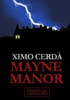 Cover for 'Mayne Manor'