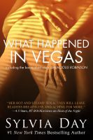 Cover for 'What Happened in Vegas'
