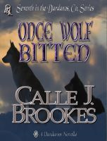 Cover for 'Once Wolf Bitten'