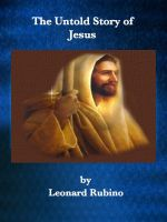 Cover for 'The Untold Story of Jesus'