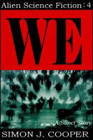 Cover for 'We'