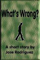 Cover for 'What's Wrong'