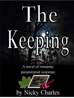 Cover for 'The Keeping'