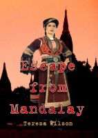 Cover for 'Escape from Mandalay'
