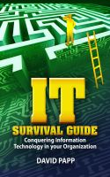 Cover for 'IT Survival Guide'