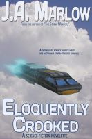 Cover for 'Eloquently Crooked'