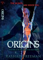 Cover for 'Origins:  Volume II of the Creature Kid Series'
