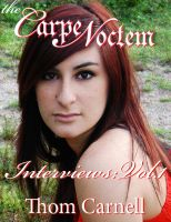 Cover for 'The Carpe Noctem Interviews - Volume One'