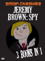 Cover for 'Jeremy Brown: Spy'