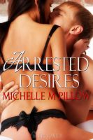 Cover for 'Arrested Desires'