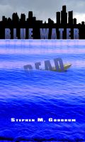 Cover for 'Blue Water Dead'