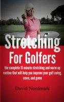 Cover for 'Stretching For Golfers'