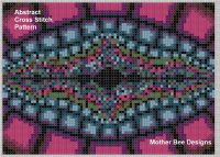 Cover for 'Abstract Cross Stitch Pattern'