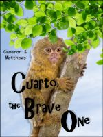 Cover for 'Cuarto, the Brave One'