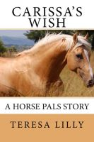 Cover for 'Carissa's Wish A Horse Pals Story'