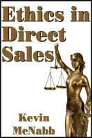 Cover for 'Ethics in Direct Sales'