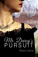 Cover for 'Mr. Darcy's Pursuit'