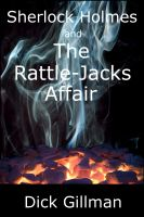 Cover for 'Sherlock Holmes and The Rattle-Jacks Affair'