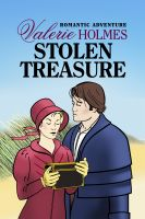 Cover for 'Stolen Treasure'