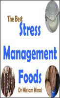 Cover for 'The Best Stress Management Foods'