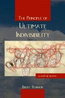 Cover for 'The Principle of Ultimate Indivisibility'