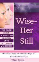 Cover for 'Wise Her Still'