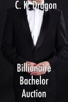 Cover for 'Billionaire Bachelor Auction'