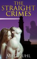Cover for 'The Straight Crimes'