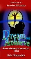 Cover for 'Dream and Achieve'