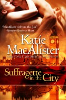 Cover for 'Suffragette in the City'