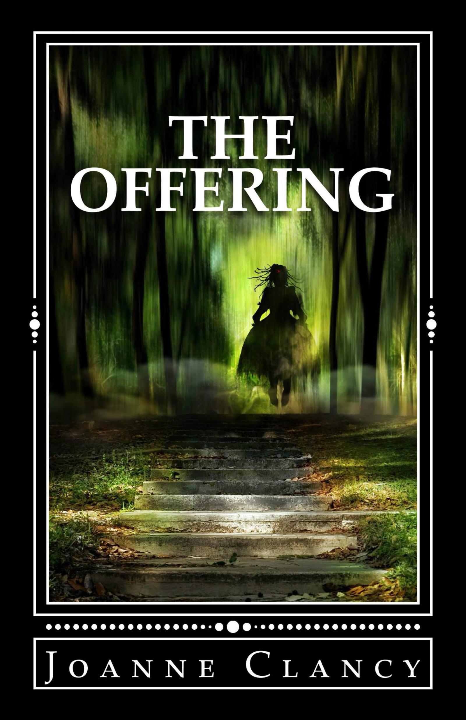 Joanne Clancy - The Offering