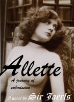 Cover for 'Allette: A Journey of Submission'