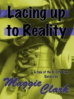 Cover for 'Lacing up to Reality'