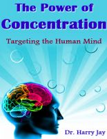 Cover for 'The Power of Concentration'